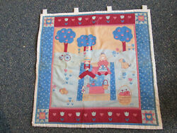 Fabric Hanger Child`s Room Nursery Wall Kids Room Decorations $11.00