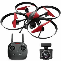 Force1 U49C Drone Quadcopter HD Camera Altitude Hold Extra Battery $109.99