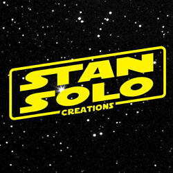 You Choose Stan Solo Star Wars Reproduction Custom Vintage Style Action Figures $49.95