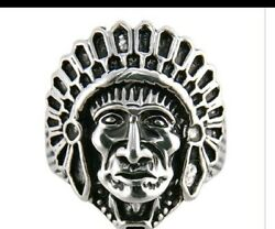American indian jewelry mens rings $35.00