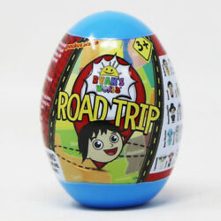 Ryans World Toys Road Trip Theme Micro Mystery Surprise Figures 3 Brand New $5.69