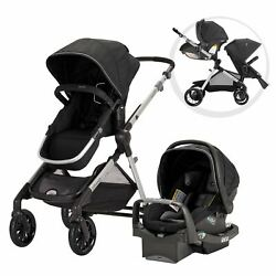 Evenflo Pivot Xpand Modular Travel System Stallion $199.95
