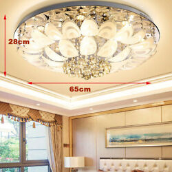 Crystal Chandeliers LED Pendant Ceiling Light Lamps For Hallway Home Fixtures $151.05