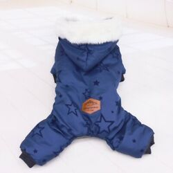 Dog Clothes Pet Dogs Jacket Coat Clothing Hoodies Puppy Yorkshire Outfit S XXL $13.89