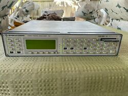 For Parts or Repair Rohde amp; Schwarz Video Timing Analyzer 2005.3000.02 PAL NTSC $299.00