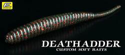 Deps 3quot; Deathadder Straight Tail Worm Choose Color $9.99