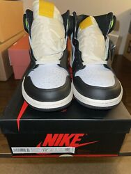 Air Jordan 1 Retro High OG Volt Gold 2021 Size 12 Men's 555088 118 $209.99
