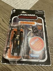 Star Wars The Mandalorian Retro Collection by Kenner $10.00