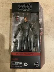 Star Wars The Black Series Bad Batch Clone Hunter 6 inch Action Figure *In Stock $31.99