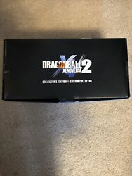 Dragon Ball Xenoverse 2: Collector#x27;s Edition Sony PlayStation 4 2016 Complete $139.99