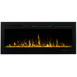Regal FlameLexington 35quot;Built In Ventless Recessed Wall Fireplace Multi Color $499.99