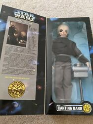 Star Wars Collector Series TECH with Ommni Box 12 Inch Kenner 1997 $35.00