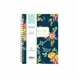 Day Designer for Notebook Journal 160 Ruled Pages Twin Wire Binding