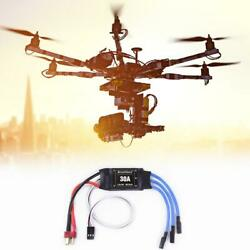 30A Speed Controller RC ESC For Brushless Motor 30 Amp RC Airplane Helicop S1 $9.14