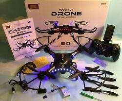 Holy Stone F183W Quadcopter FPV Wide Angle HD Camera Altitude Hold Headless Mode $49.95