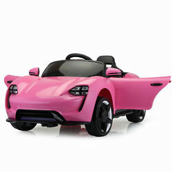 12V Convertible Electric Battery Powered Vehicle Kids Ride on Car W Remote MP3 $98.99