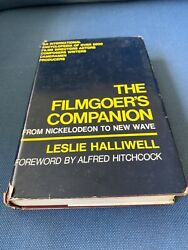 The Filmgoer's Companion From Nickelodeon To New Wave By Leslie Halliwell $12.21