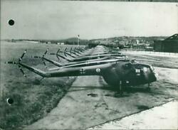 British Helicopters for Dutch army. Vintage photograph 3438781 $17.90