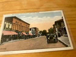 PC MAIN ST LOOK SOUTH NEW CANAAN CT CONN.1927 $8.00