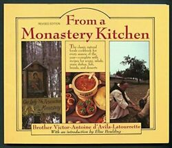 From a Monastery Kitchen by Victor A. Latourette $4.33