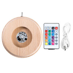 1PC Portable Creative Durable Lamp Base LED Base for Lamp Ornament Party $19.84