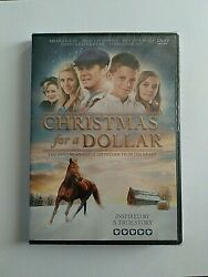 Christmas for a Dollar DVD 2013 Brian Krause Sealed $5.99