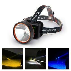 Adjustable Flashlight Headlight Waterproof Rechargeable Torch For Night Fishing $20.75