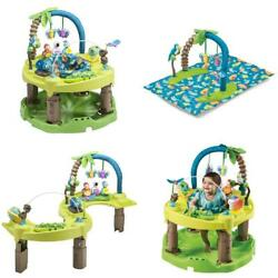 Evenflo Exersaucer Triple Fun Active Learning Center Life In The $189.34