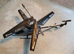 Swann RC Military Miniature Toy Helicopter Metal Not sure $10.00