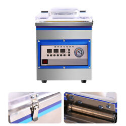 Wet And Dry Vacuum Chamber Sealer Auto Food Sealing Machine Commercial Pack Mach