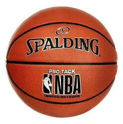 Basketball Official Size And Weight Spalding Outdoor Indoor NBA Pro Tack 29.5quot; $22.97