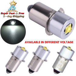 Maglight Flashlight Conversion Upgrade LED Light Replacement Cell Maglite Repair $18.07