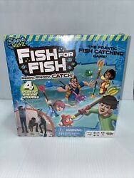 Survival Skillz Fish for Fish ReadySteadyCatch The Fish Catching Game Age 4 $21.95
