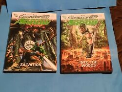 Green Arrow Salvationamp; Into the Woods Brightest Day Hardcovers $30.00