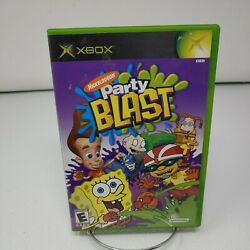 Nickelodeon Party Blast On Xbox Complete $9.89