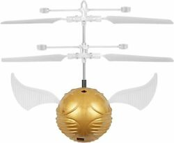 World Tech Toys Golden Snitch Harry Potter IR UFO Ball Helicopter Flying Toy OB $19.99