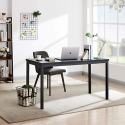 """55"""" Computer Desk PC Laptop Study Table for Home Office Industrial Style $65.99"""