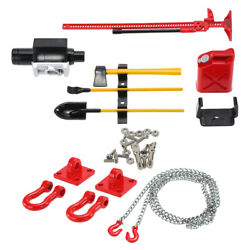 Kit Rc Accessories 1 10 Rc Crawler Accessories for Rc Trailer for Rc $14.45
