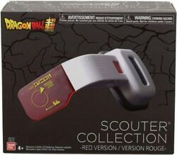 Bandai Dragon Ball Super Scouter Collection Electronic Red Scouter USA Seller $30.95