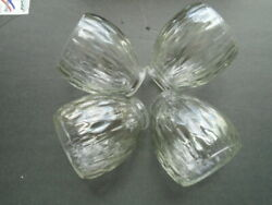 HAMPTON BAY CEILING FAN REPLACEMENT SHADES GLOBES HAMMERED $40.00
