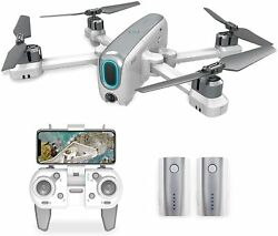 GPS Foldable Drone with Camera 1080P for Beginners 5G WiFi FPV Live Video Quadc $90.00