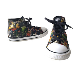 Converse All Star Boys Size Toddler 10 League High Top Sneakers $29.99