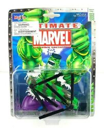 Maisto Ultimate Marvel Aircraft Collection Hulk Chinook Helicopter CH 47 Diecast $17.99