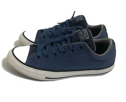 Converse Chuck Taylor All Star Boys Sneakers Blue Size 5 Shoes $29.95