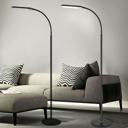 Modern Floor Lamp Standing Adjustable LED Dimmable For Reading Home Room Office $49.12