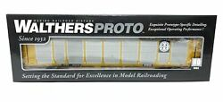 Walthers 920 101301 BNSF 89#x27; Thrall Bi Level Auto Carrier No 603115 HO Scale $54.95
