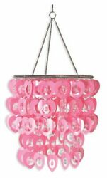 Wall Pops WPC96861 Ready to Hang Bling Chandelier Cupid $42.88