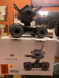 DJI Robomaster S1 quot;Ground Dronequot; w 4k camera infrared and pellet firing cannon $399.00