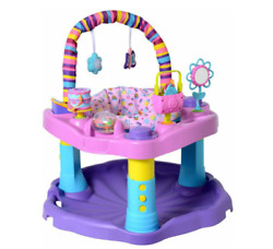 Evenflo Exersaucer Bounce and Learn Sweet Tea Party $71.00