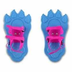 Redfeather Snowshoes Snowpaw Snowshoes Light Blue Pink one Size $62.89